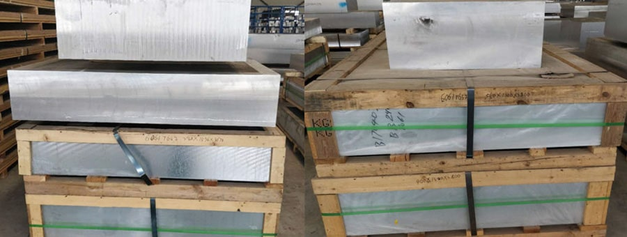5052 Aluminium Blocks manufacturer