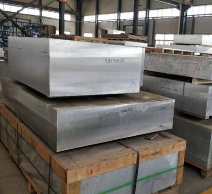 5052 Aluminium Block Suppliers in India