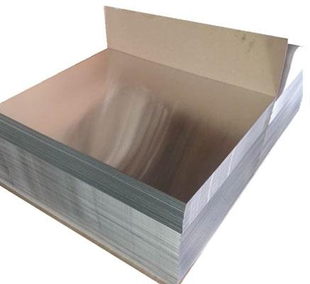 5754 Aluminium Sheet Suppliers in India
