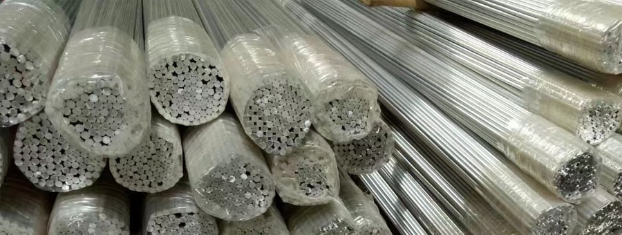 6063 T6 Aluminium Round Bars manufacturer