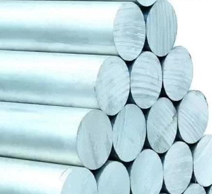 6063 T6 Aluminium Round Bar Suppliers in India