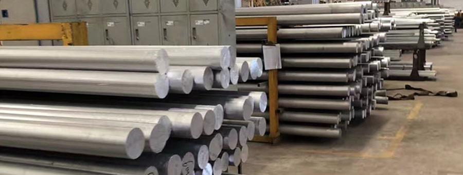 6082 T6 Aluminium Round Bars manufacturer
