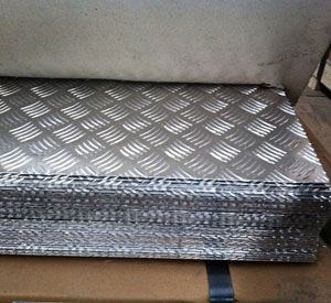 Chequered Aluminium Sheet Suppliers